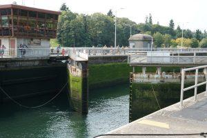 Ballard Locks 巴剌德運河