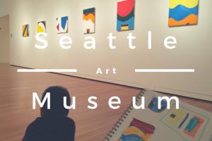 Seattle Art Museum 西雅圖美術館